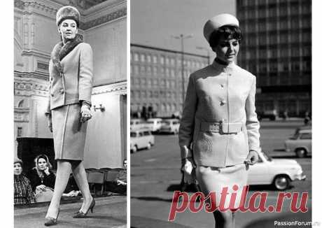 Верхняя одежда времен СССР (1960-1991)   Истории из нашей жизни