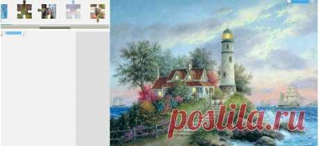 BigPuzzle.ru  пазлы онлайн!