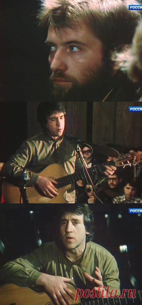 Высоцкий. Песни – монологи [1980, Документальный, биография, авторская песня, IPTVRip] :: treker24.ru