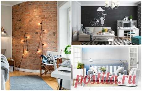 18 уютных идей, которые создадут комфортный интерьер в скандинавском стиле | Мой дом