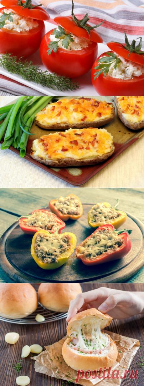 4 простых дачных блюда, которые можно съесть вместе с тарелкой!