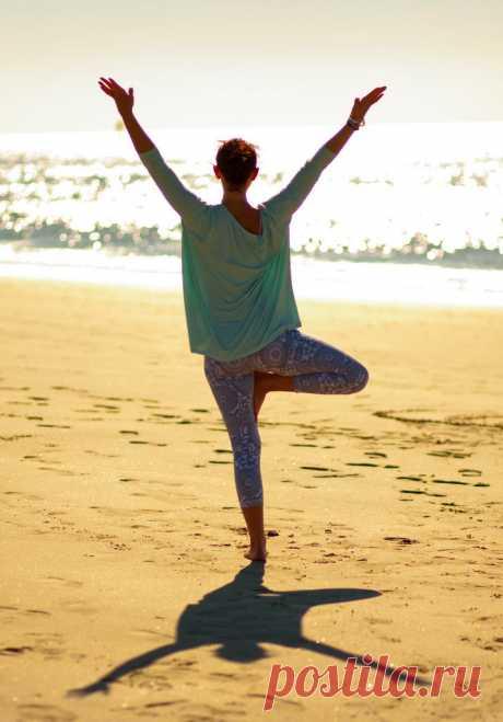 йога, счастье