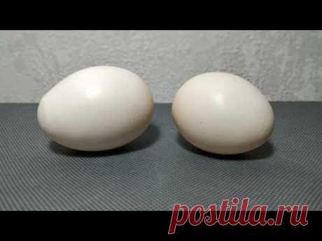 Симпатичный декор Пасхальных яиц без покраски. Все очень просто