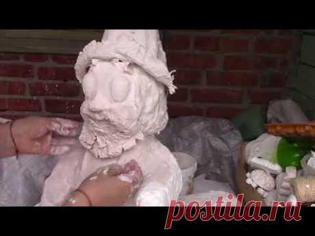 La figurina del gnomo del yeso la parte de 2 HobbiMarket