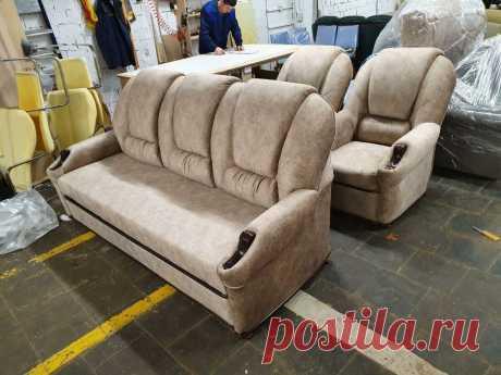 Гобелен – один из самых прочных и стильных материалов, который нередко используют для перетяжки мягкой мебели.