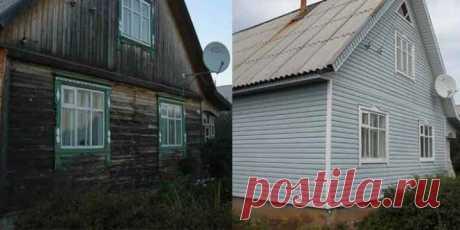 Как и чем обшить деревянный дом снаружи? Панелями, вагонкой или камнем: Плюсы и минусы +Видео