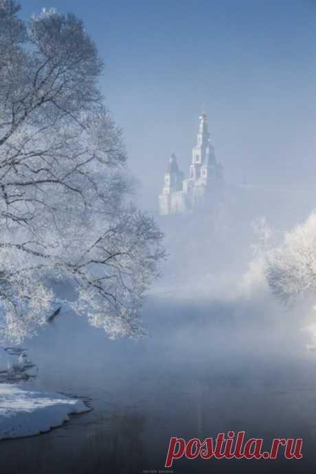 Истра, Московская область. Снимал Антон Шваин: nat-geo.ru/community/user/121362