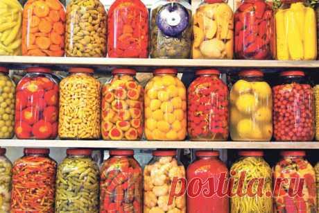 Консервирование, заготовки из овощей и зелени - 89 рецептов