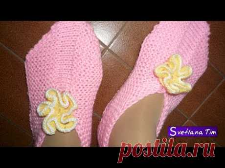 """Cozy lazy slippers on two spokes. you are surprised as quickly they match!\"""" – Make Sam-Sdelay.RU!"""