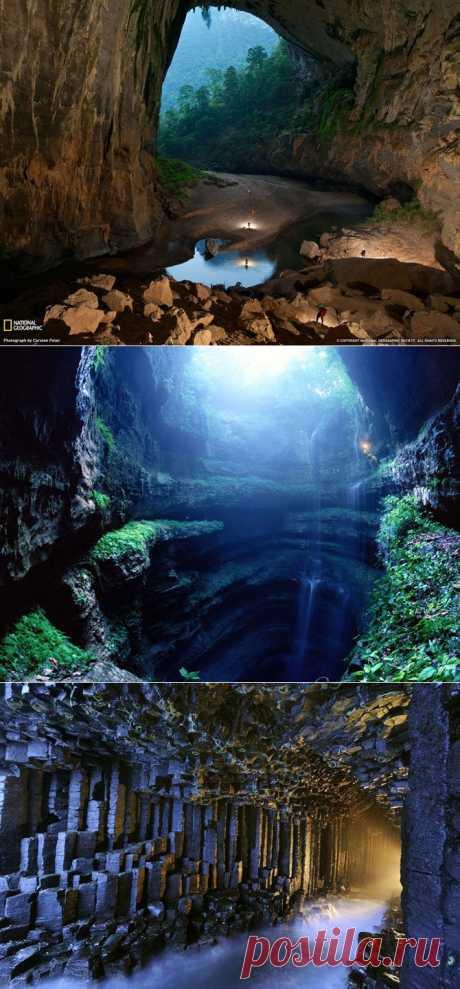 20 завораживающих фотографий пещер   Fresher - Лучшее из Рунета за день