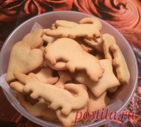 Нежнейшее домашнее печенье: Детки просят постоянно!