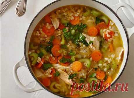 Лучшие супы для сжигания жира: 20 диетических блюд