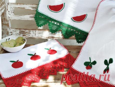 Как сшить красивое кухонное полотенце своими руками в подарок для начинающих: идеи, размеры, ткань, фото. Как сшить вафельное кухонное полотенце Матрешка: выкройки, фото