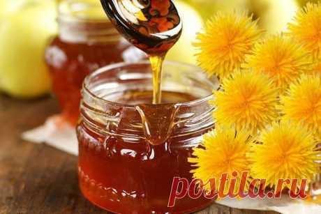 Мёд из одуванчиков - 2 рецепта » Женский Мир