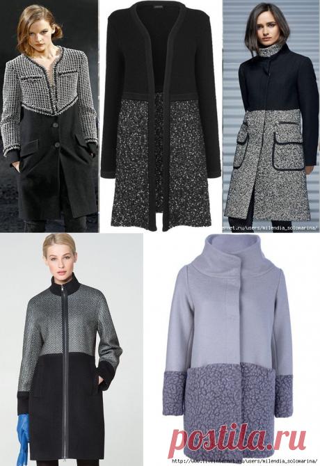 Идеи переделок пальто под современные тренды.