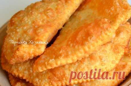 Las empanadillas con mi ingrediente secreto - Vypechka.Perchinka-KHozyayushka.ru