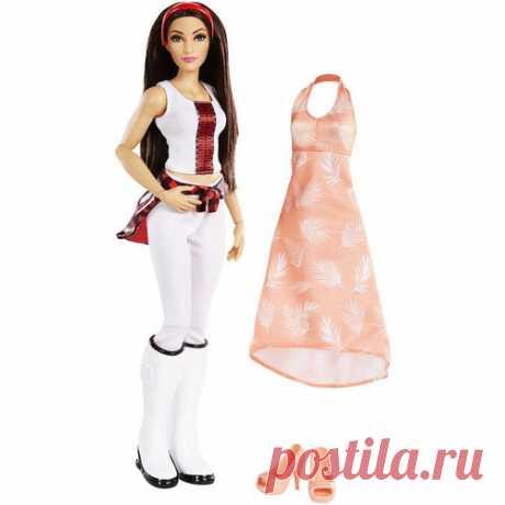 Бри Белла - WWE Superstars Mattel  для девочки 4403540, купить за 3 573 руб. в интернет-магазине Berito