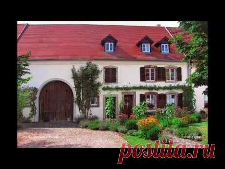 58 Dörfer im Bliesgau. Teil1. Fotograf Heinz Erbel.