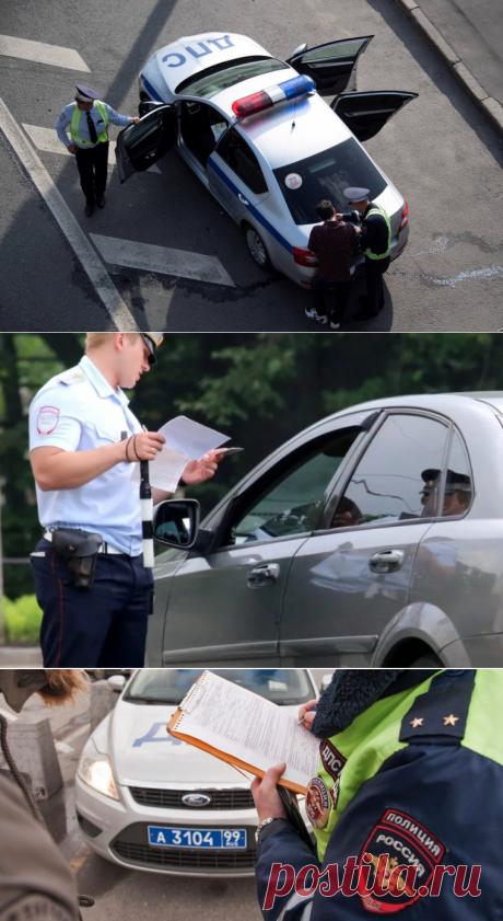 Изменение некоторых штрафов за нарушение ПДД ждет автовладельцев в 2021 году