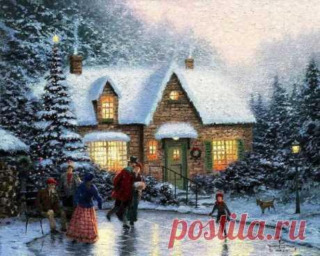 Лучшие зимние классические вальсы | Культшпаргалка