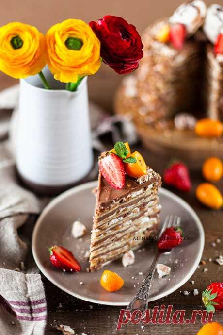Торт Маркиза - Блог