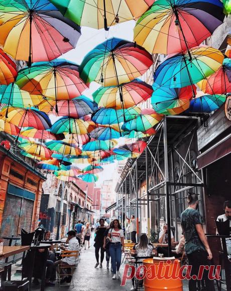 Самые фотогеничные места Стамбула. Где искать красивые локации? | All around the world