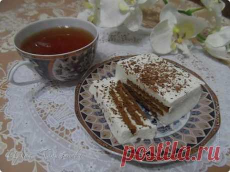 Нежный творожный десерт - просто,легко и главное без выпечки! | Четыре вкуса
