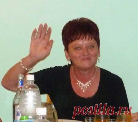 Галина Антропова