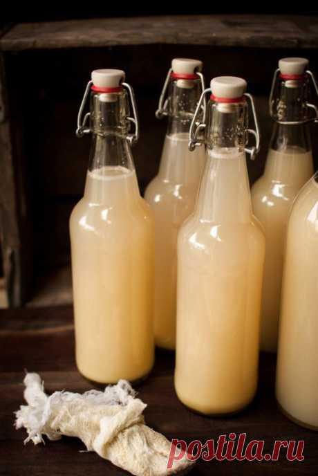 House lemon and ginger beer