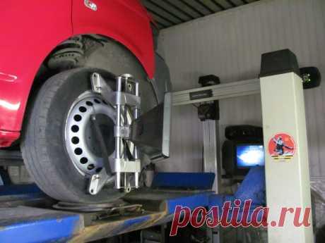 После какого ремонта подвески требуется выполнять регулировку развал-схождения?   Автомеханик   Яндекс Дзен