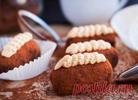 """Пирожное """"Картошка"""": самый простой рецепт - tochka.net"""