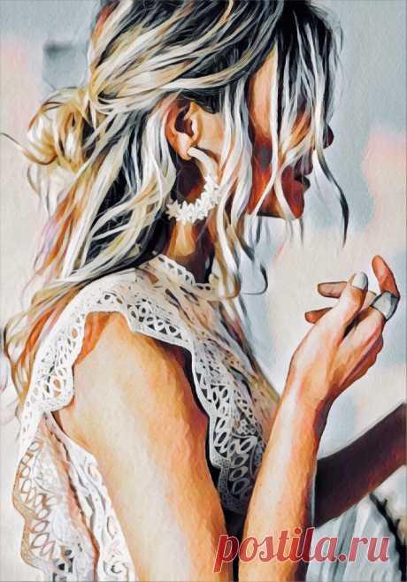 Кто же она, роскошная женщина: секреты, которые заключаются не в дорогой косметике, особняках и нарядах | Просто Лю | Яндекс Дзен