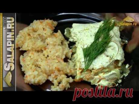 Филе рыбы, запеченное с овощами [salapinru]