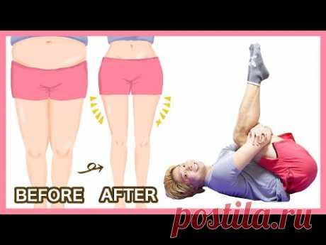 [14 мин.] Во время тренировки лежа теряйте жир в 2 раза быстрее