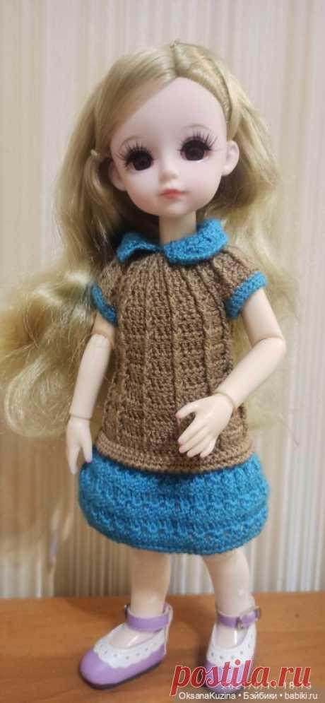 Новенькая прелесть. / Другие шарнирные куклы, не БЖД / Бэйбики. Куклы фото. Одежда для кукол