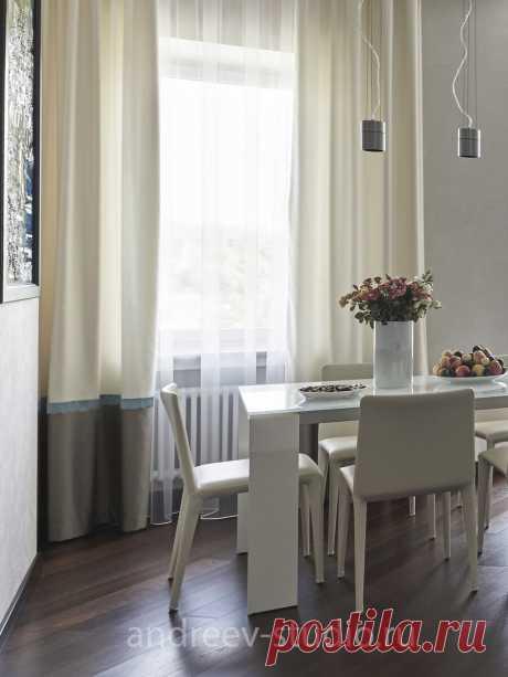 Дизайн штор: какие шторы стоит использовать для декорирования окна в современном интерьере квартиры 2021.   andreev-studio.ru   Яндекс Дзен