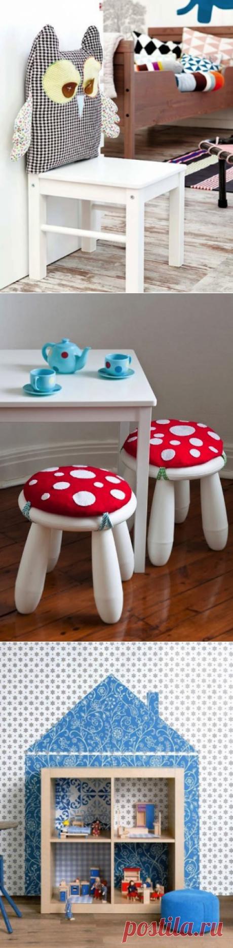 Хэндмейд идеи для детской комнаты - Домашний hand-made