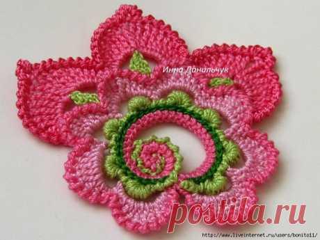 Beautiful motives of the Irish knitting...