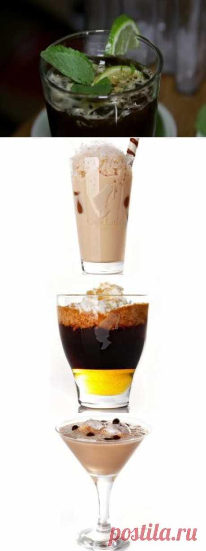 Мохито, Белый русский и другие освежающие коктейли на основе кофе | Продукты и напитки | Кухня | Аргументы и Факты