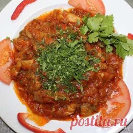 Острая курица по-грузински - пошаговый рецепт с фото на Повар.ру