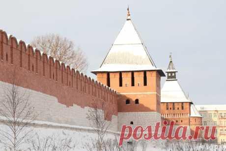 Тульский Кремль – нарядный, красивый, пустой: побывала зимой в Туле, расскажу о впечатлениях   Соло-путешествия   Яндекс Дзен
