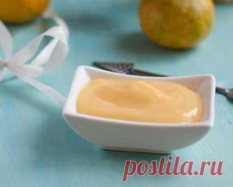 Лимонный курд (lemon curd) — английский десертный крем — Фактор Вкуса