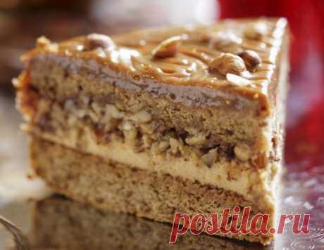 Торт Рождественский