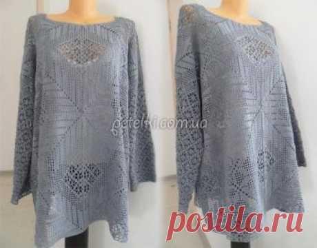 Шикарный блузон для шикарных женщин