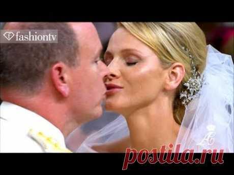 Prince Albert Marries Charlene Wittstock - Royal Wedding 2011 - Religious Ceremony   FashionTV - FTV