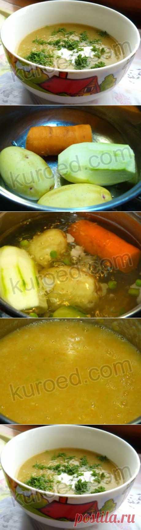 РЕЦЕПТЫ | Овощной суп-пюре