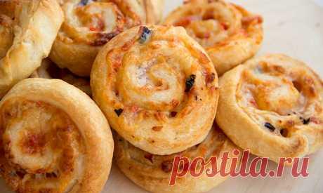 Пицца-ролл: пошаговый рецепт с фото и видео