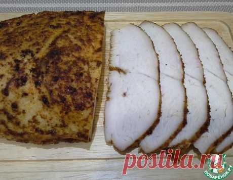 Пастрома из индейки – кулинарный рецепт