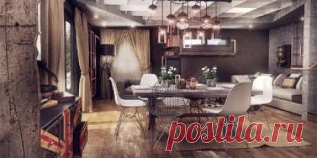 Стиль винтаж в интерьере | flqu.ru - квартирный вопрос. Блог о дизайне, ремонте