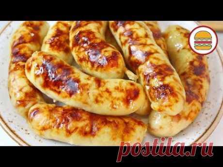 Картофельные колбаски с мясом. - запись пользователя Еда проста! в сообществе Болталка в категории Кулинария